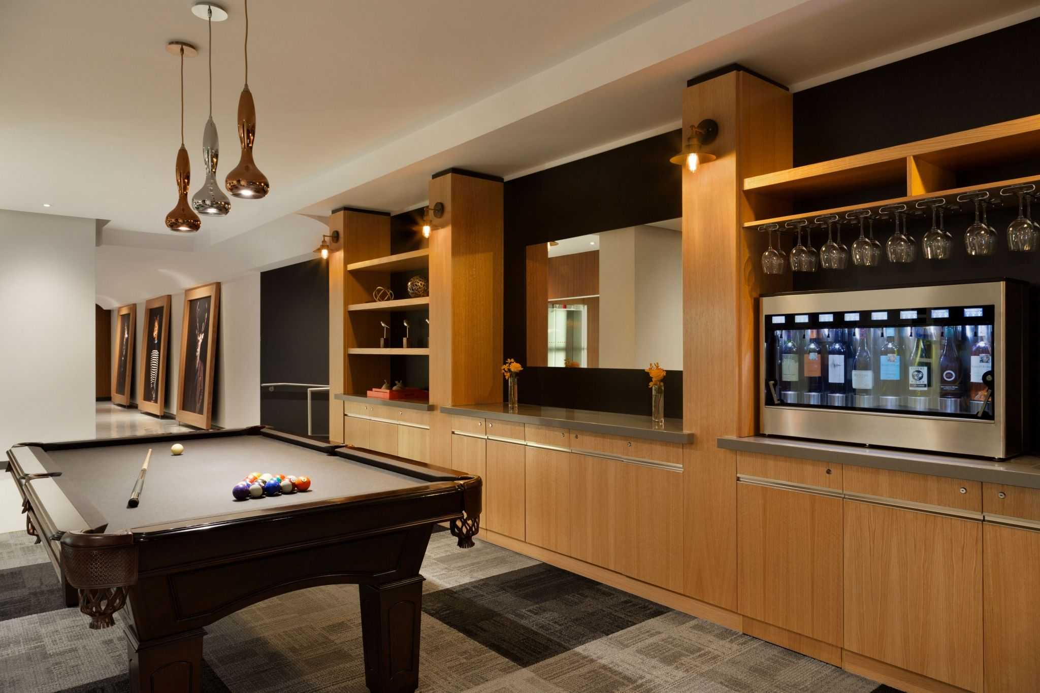 Billiards Table | Hotel PUR, Quebec, a Tribute Portfolio Hotel